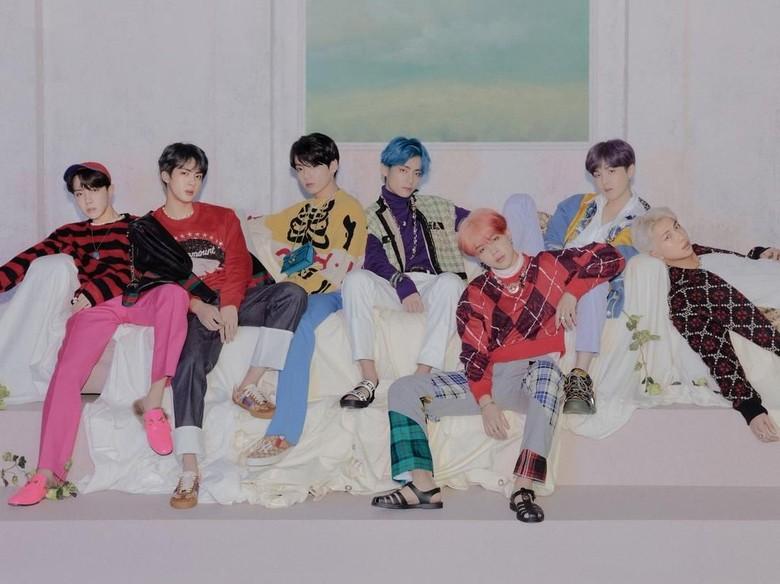 Comeback Makin Dekat, Yuk Intip Daftar Lagu Album Baru BTS!