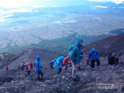 Kata Pendaki Indigo: Gunung Kerinci Paling Ramai Cerita Mistis
