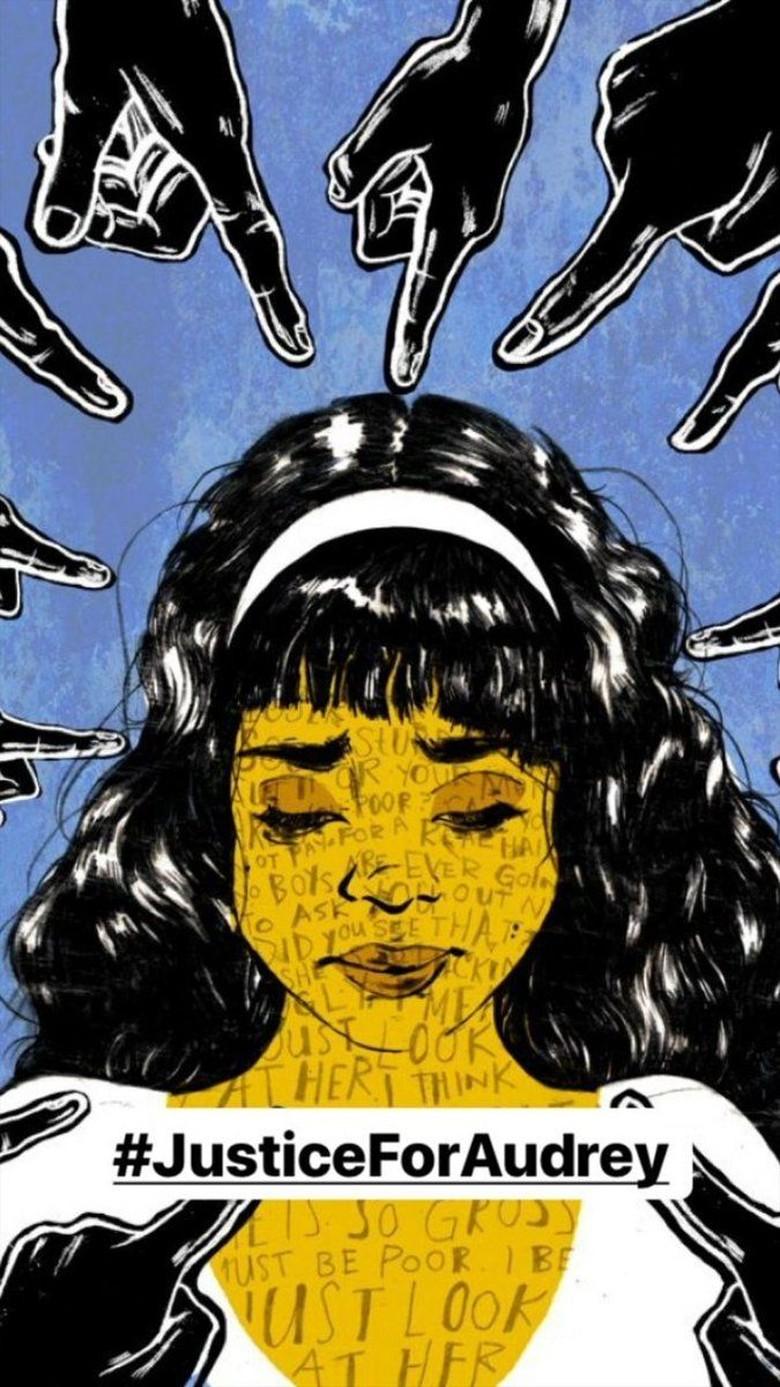 Justice for Audrey Bergema, Ratusan Anak Juga Jadi Korban Kekerasan