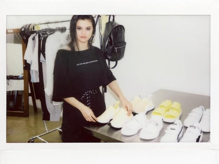 Sneakers Puma x Selena Gomez. Foto: Dok. Puma
