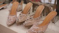 5 Brand Lokal yang Tawarkan Sepatu Cantik untuk Lamaran dan Pernikahan