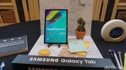 Penampakan 3 Tablet Anyar Samsung, Harga Mulai dari Rp 3,9 Juta