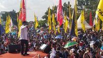 Budi Karya Yakin Jokowi Menang 70 Persen di Musi Banyuasin Sumsel