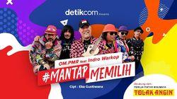 Ena-ena Mantap Memilih Bareng Om PMR feat. Indro Warkop