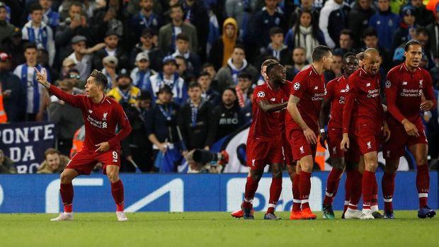 Liverpool jadi satu-satunya tim Inggris yang bisa menang di kandang Barcelona di Liga Champions.