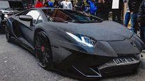 Lamborghini Bertabur 2 Juta Kristal Swarovski