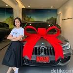 Sukses Jadi Make Up Artist, Bocah 12 Tahun Beli BMW
