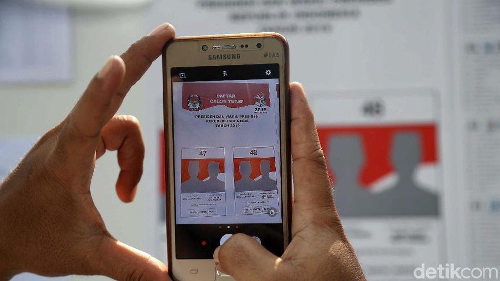 Aplikasi KPU Paling Laris Diburu Pekan Ini