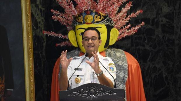 (PAGI) Akhirnya... Gubernur Anies Gak Bakalan Jomlo Lagi!