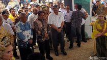 Luhut Kenalkan Aplikasi Fishnet ke Nelayan Sukabumi, Apa Itu?