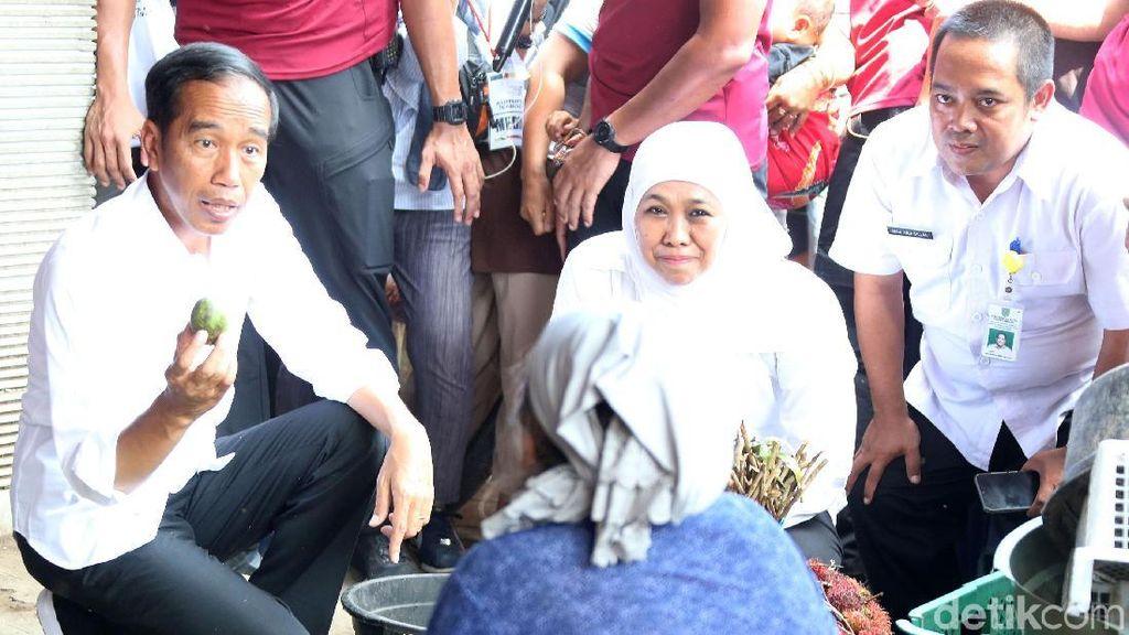 3 PR Khofifah yang akan Dibantu Jokowi