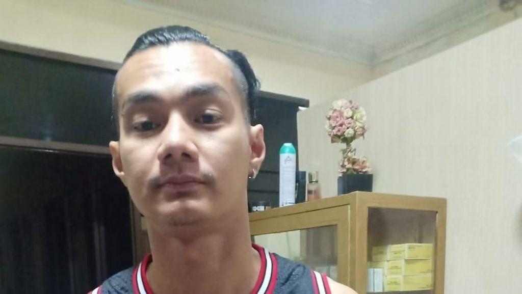 Polisi: Artis FTV Agung Saga Konsumsi Sabu Sejak 2015