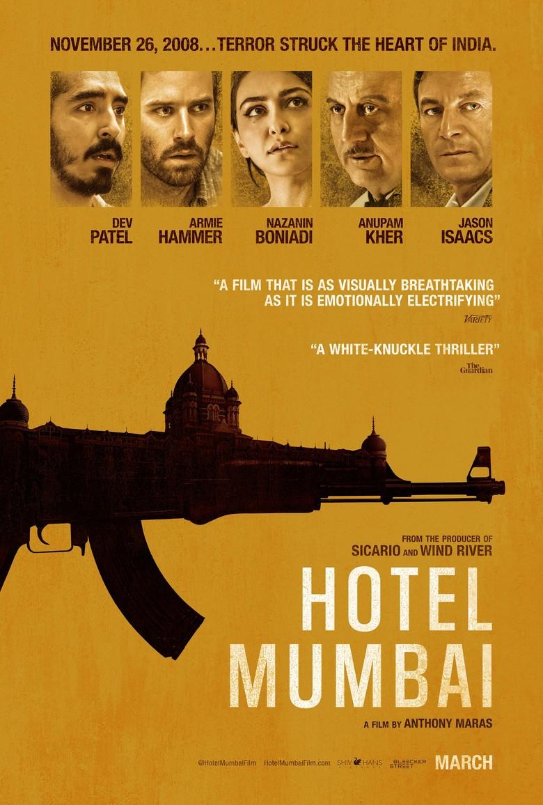 Hotel Mumbai: Ketegangan Level Maksimal
