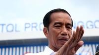 Jokowi Buka Suara soal Dirut PLN Sofyan Basir Jadi Tersangka KPK