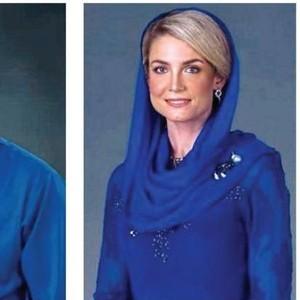Putra Mahkota Malaysia Akan Nikahi Bule Swedia yang Dulunya Pengasuh