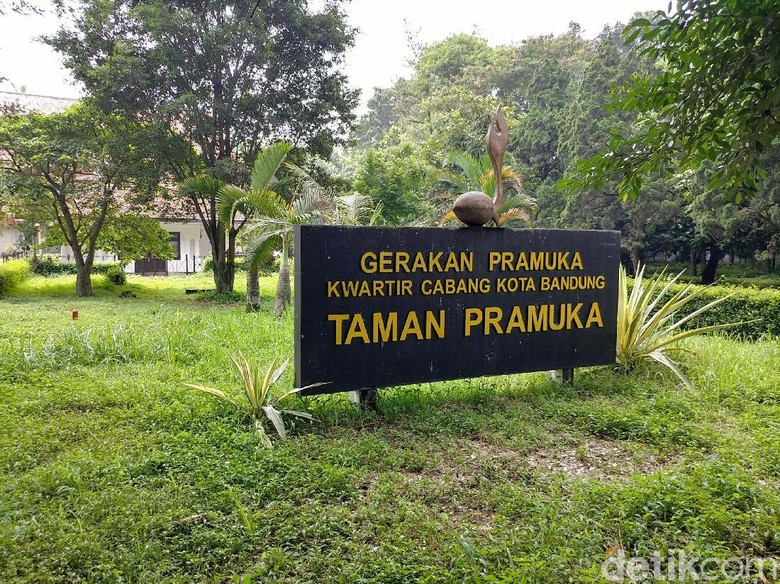 Ketua Pramuka Bandung Pastikan Skatepark Tak Ubah Fungsi Taman