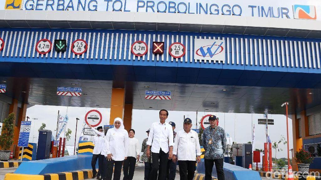 Video Tol Pasuruan-Probolinggo Resmi Dioperasikan, Gratis 2 Pekan