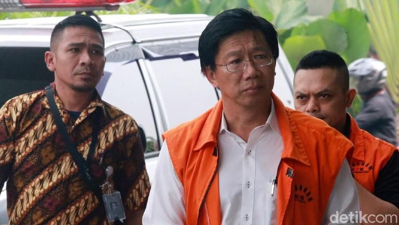 Dua Tersangka Suap Krakatau Steel Kembali Diperiksa KPK