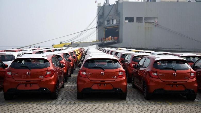 Ekspor Brio Foto: Honda