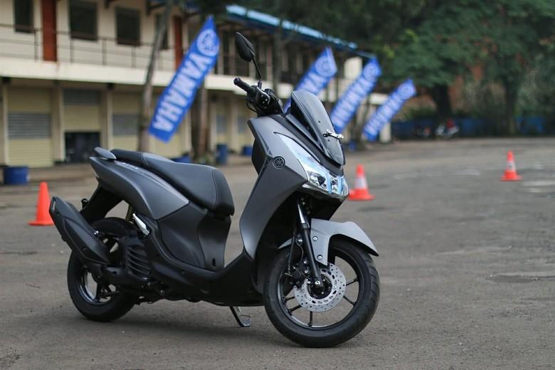 Yamaha Lexi. Foto: Dok. Yamaha