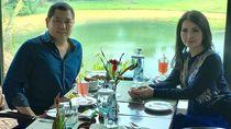 Gaya Kulineran Liliana Tanoesoedibjo hingga Pose Makan Adik Gading Marten