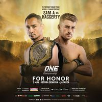 Duel Thailand vs Inggris Panaskan ONE Championship Jakarta Bulan Mei