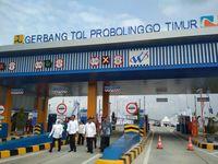 Jokowi Resmikan Tol Pasuruan-Probolinggo