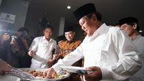 Prabowo hingga Maruf Amin Punya Menu Sarapan Favorit yang Sederhana