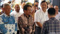 Depan Nelayan Sukabumi, 2 Menteri Kompak Pamerkan Program Jokowi