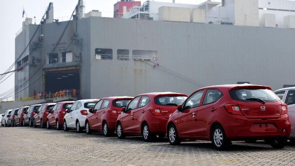 BBN Jakarta Naik, Honda Belum Kerek Harga Mobil