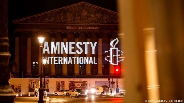 Amnesty International: Eksekusi Hukuman Mati 2018 Cenderung Turun