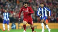 Liverpool Lupakan Kemenangan-kemenangan Telak di Markas Porto