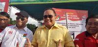 Budi Karya optimistis Jokowi-Ma'ruf Amin raih 70% suara di Musi Banyuasin