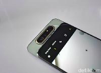 Alasan Samsung Bikin Kamera Pop-up Putar di Galaxy A80