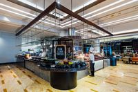 Wajah Baru Restoran 'Sailendra' dengan Sentuhan Modern Elegan