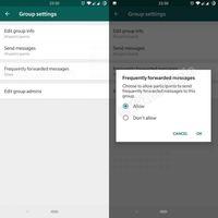 Admin Grup WhatsApp Akan Bisa Blok Pesan Berantai