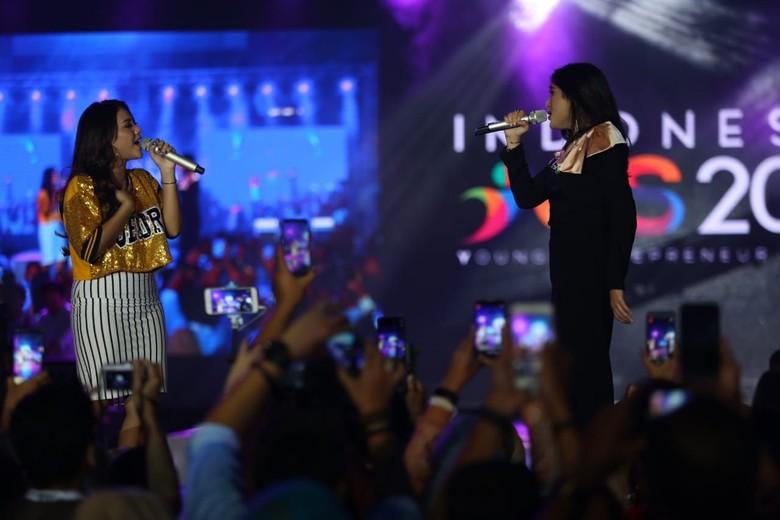 Ashanty hingga DJ Beauz Hibur Milenial Jakarta di YES 2019