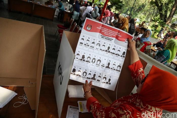 Ilustrasi Pemilu 2019 (Foto: Pradita Utama/detikcom)
