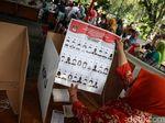 KPU: 54 Petugas KPPS Meninggal dan 32 Orang Sakit Pasca-Pemilu