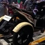 Modifikasi Motor Roda 3 untuk Difabel Cuma Rp 5 Juta
