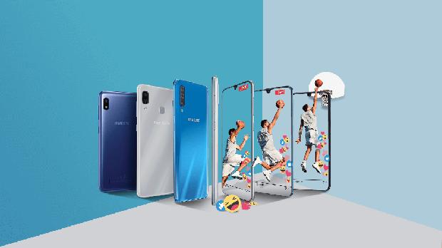 Masuk Indonesia, Berapa Harga Galaxy A70 & A80?