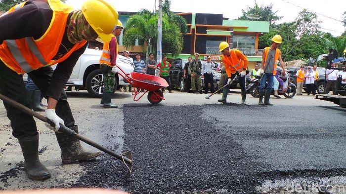 Foto: Apal Karet (Danang Sugianto/detikFinance)