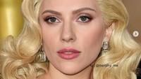 Atau Scarlett Johansson dan Lady Gaga yang membuat banyak netizen takjub.Dok. Instagram/morphy_me
