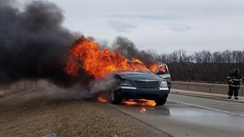 Foto: Pemadam Kebakaran Grafton Wisconsin