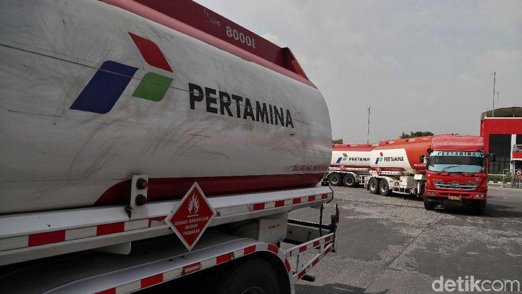 Terminal BBM hingga SPBU Pertamina Dipastikan Aman dari Gempa Banten