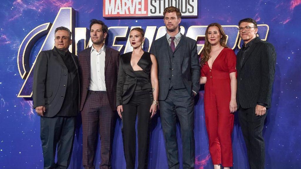 50 Juta Cuitan Avengers: Endgame Jadi Rekor Baru di Twitter