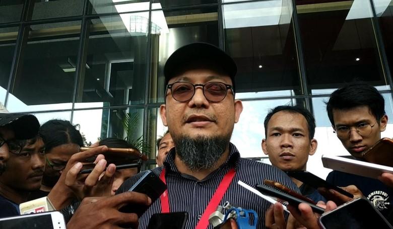 Novel Kaitkan Petisi Buntu Jerat Big Fish dengan Teror ke KPK