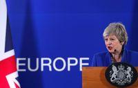Brexit Mentok, PM Inggris Akan Segera Mundur?