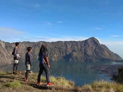 Kadis Pariwisata NTB Bantah Gunung Rinjani Jadi Gunung Syariah
