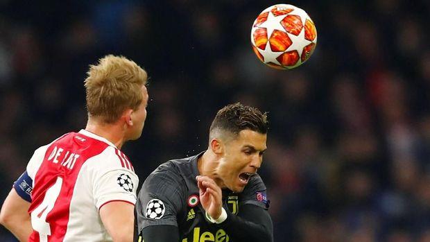 Cristiano Ronaldo tidak dimainkan pada laga lawan SPAL di Liga Italia akhir pekan lalu demi kondisi bugar saat menghadapi Ajax Amsterdam.